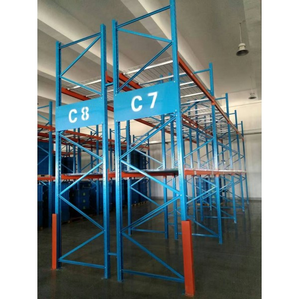 Wire Mesh Decking for Pallet Rack / Plating Rack